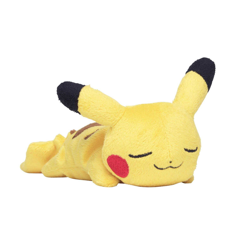 J Fair Sleeping Pikachu Plush